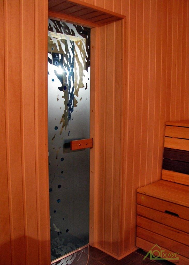 Внутренняя отделка бани и сауны