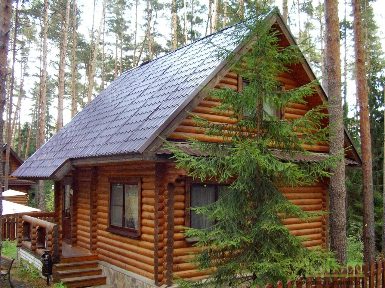 """Загородный деревянный дом """"под ключ"""""""