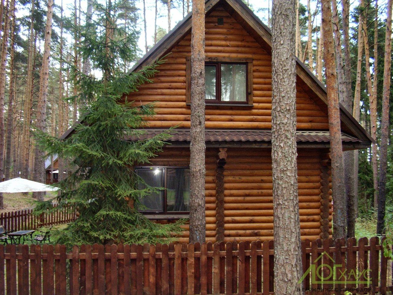 Наружная отделка деревянного дома
