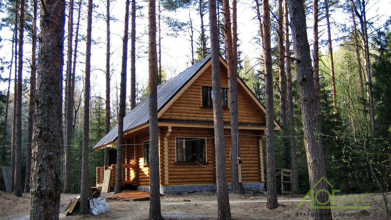 """Строительство деревянного дома """"под ключ"""""""