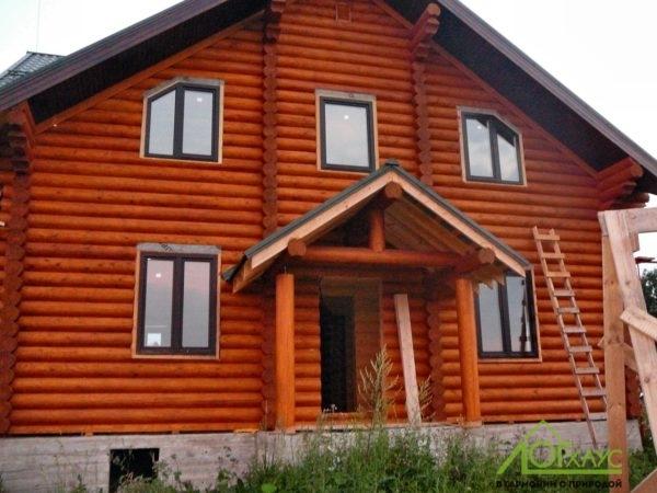 "Строительство дома из ОЦБ ""под ключ"""