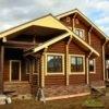 Индивидуальный проект дома из бревна