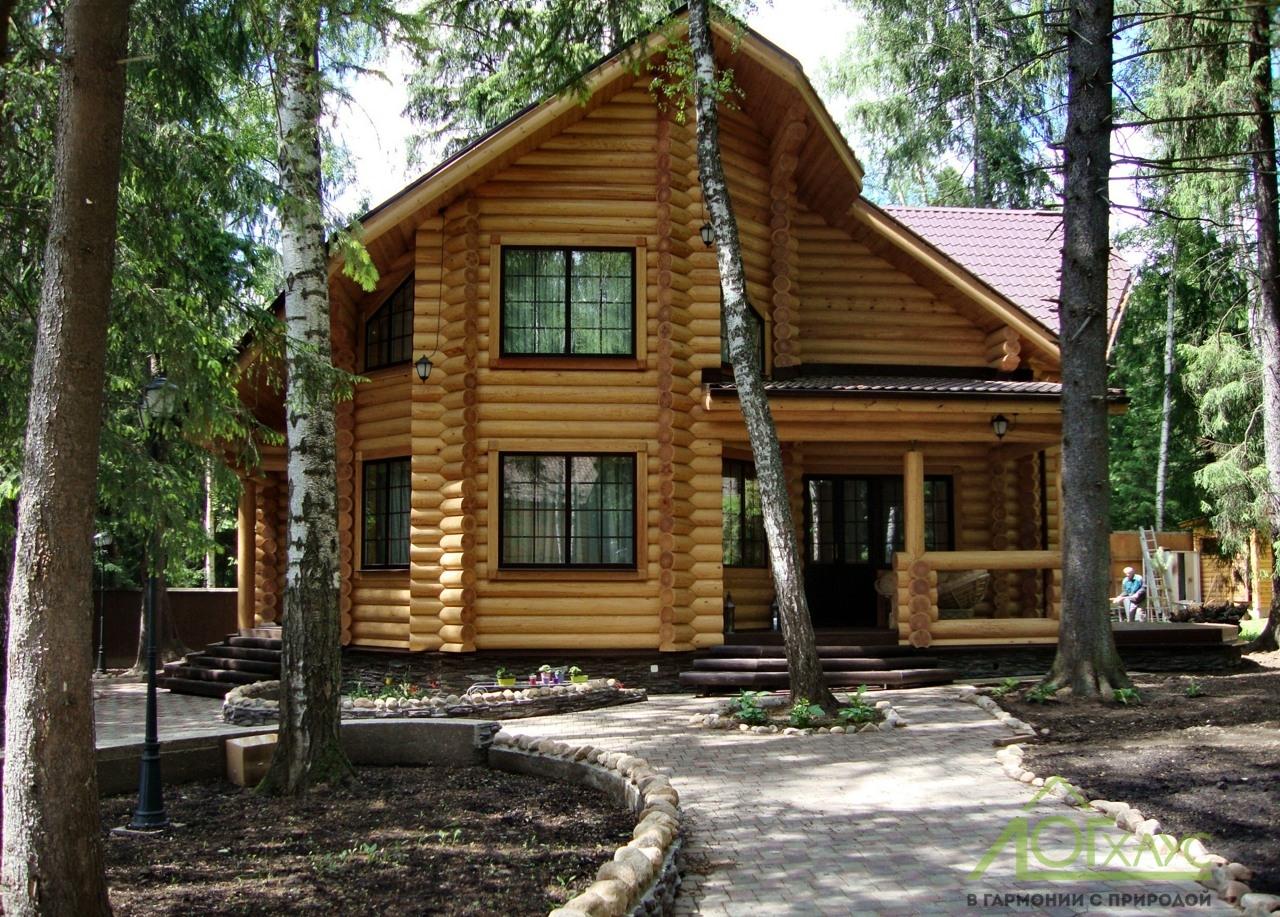 Дом по проекту 264 построенный и отделанный