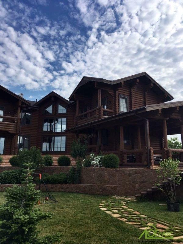 Дом для 3 семей по индивидуальному проекту