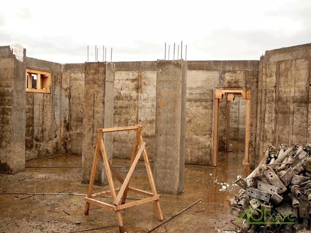 Цокольный этаж для загородного дома