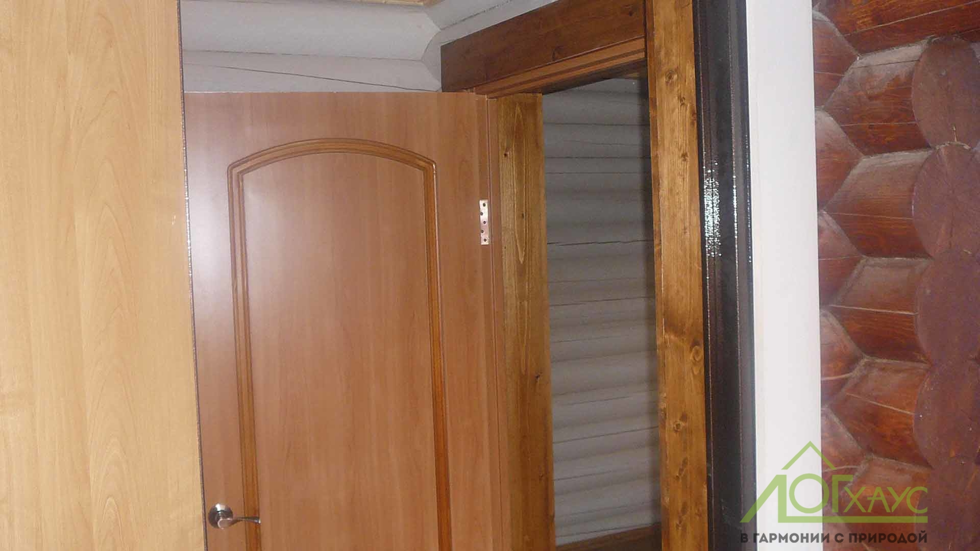 Дом охраны (внутренняя отделка)