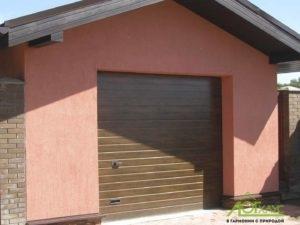 """Каменный гараж """"под ключ"""""""