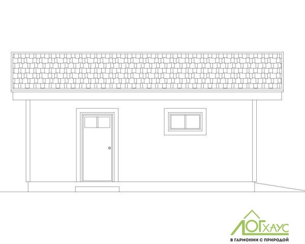 Визуализация гаража